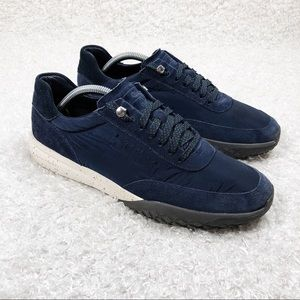 Cole Haan Blue GrandPro Sneakers